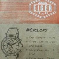 JAM TANGAN EIGER N835 CYCLOPS 1989