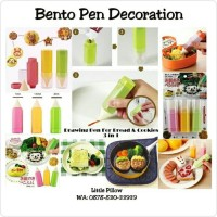Bento Pen Decoration / Pena penghias makanan K001