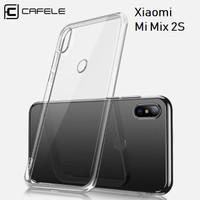 Cafele Xiaomi Mi Mix 2S MiMix 2S - Transparent Clear Soft Case