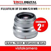 FUJINON XF 35MM F2 R WR LENSA FUJIFILM GARANSI RESMI