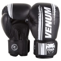 VENUM BOXING GLOVE BANGKOK SPIRIT - BLACK