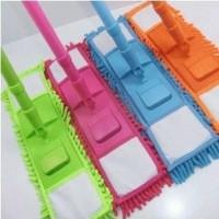 Magic Fiber Clean sapu pel lantai mikrofiber kain bersih murah HPR013