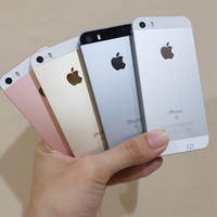iPhone SE 16GB | Mulus LikeNew - Normal 100% - ORI 100% | 5S SE 16