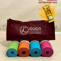Matras Yoga Premium TPE 6mm CUCA / Premium Yoga Mat 6mm - ORIGINAL