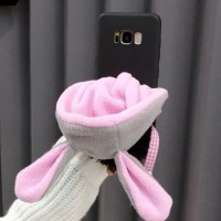 Cute Rabbit Hat Case Huawei Mate 10 Pro, Huawei Mate 8 Oppo F1s