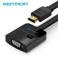 Vention HDMI to VGA Adapter Flat Cable Adaptor Converter