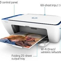 Printer HP 2676 (Print Scan Copy Wifi), ganti HP 3635 Garansi resmi HP
