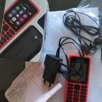 Hp Nokia 130 second bekas