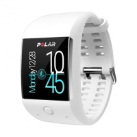 Jam Tangan Polar M600 GPS Activity Tracker Smartwatch White 90062397