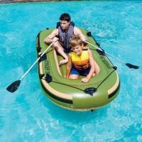 Mainan Anak Toys Perahu Karet Bestway Voyager Praktis Best Seller