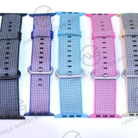 smartwatch jam pinta keren Apple Watch Woven Nylon Strap Band 42mm an