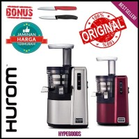 TERMURAH + BONUS ~ HUROM Slow Juicer HZ New Series Blender Mixer