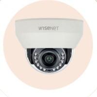 CCTV samsung WISENET AHD 4MP HCD-7020R AHD 4 MEGAPIXEL INDOOR ORIGINAL