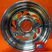 velg mobil racing katana escudo hardtop dll ring 15 lebar 10 inch