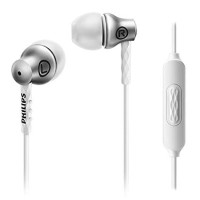 Philips Earphone WITH MIC SHE 8105/SL - Silver