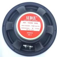 Speaker Woofer 12 Inch Audax AX 1295 W8 8 Ohms 150 Watts ORIGINAL
