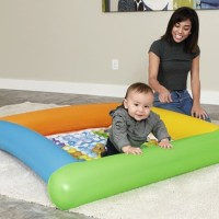 Matras Friendly Animal Playmate Pool Bestway 52240 - Playmat Bayi anak