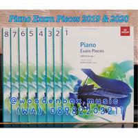 Piano Exam Pieces 2019 & 2020 Grade 5 ABRSM buku ujian royal