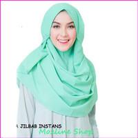 Jilbab Instan Hana Terbaru - Hijab Instan Modern - Jilbab Murah Promo