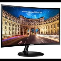 Harga Khusus ! Monitor Led Samsung C24F390Fhex 24 Inch Curved Vga+Hdmi