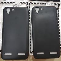 SLIM CASE MATTE BLACK BABYSKIN FOR LENOVO A6020 A6020+ VIBE K5 K5 PLUS