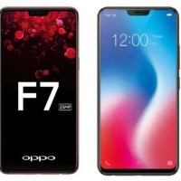 HP OPPO F7 2018 RAM 4GB + INTERNAL 64GB RED