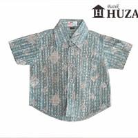 Harga batik huza kemeja anak 0 3 | Hargalu.com