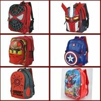 Harga promo tas sekolah karakter ransel tas anak | Pembandingharga.com