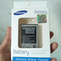 BATTERY BATRE BATERAI SAMSUNG GALAXY YOUNG 2 | S6310 ORIGINAL 100%