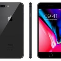 APPLE iPhone 8 Plus 256GB Black Garansi Distributor B CELL 1 Tahun