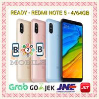 XIAOMI REDMI NOTE 5 4/64 GB - BLACK - RAM 4GB - ROM 64GB