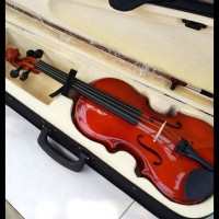 Termurah Violin / Biola Akustik Merk Cowboy Import China Ukuran 4/4