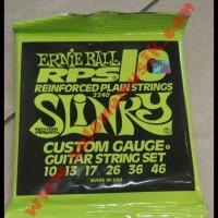 Senar Gitar Elektrik Ernie Ball Nickel Rps 10