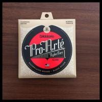 D'Addario Pro Arte Klasik Guitar Ej49 Black Nylon