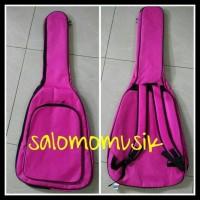 Tas Softcase Sarung Cover Gitar Akustik Klasik 4/4 Universal