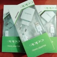 #Fc065 - Travel Charger Oppo Kw / Tc Oppo Oc / Original 99%