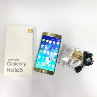 Samsung Galaxy Note 5 Second Mulus Like New 4/32GB FULLSET