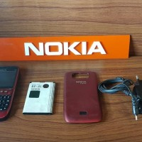 HP Handphone Nokia E63 Bukan 3310 3350 5310 7070 flip