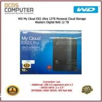 WD My Cloud EX2 Ultra 12 TB Personal Cloud Storage Western Digital