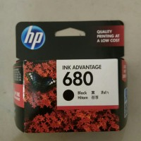 Cartridge Tinta HP 680 Black HP 680 2135 3635 3835 Original