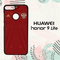 Casing Huawei Honor 9 Lite Custom HP Rusia Jersey Home LI0251