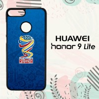 Casing Huawei Honor 9 Lite Custom HP Russia Fifa World Cup Logo L2630