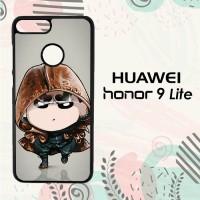 Casing Huawei Honor 9 Lite Custom HP Shinchan Swag LI0181