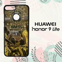 Casing Huawei Honor 9 Lite Custom HP Brazil Team L2609