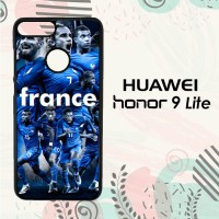 Casing Huawei Honor 9 Lite Custom HP France Players L2615