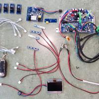 Motherboard Mini Segway 10inch / F1 A8 Segway ban 10inch
