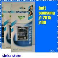 Battery Baterai Batre Ori 99 Samsung Galaxi J1 2015 J100