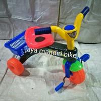 Sepeda anak roda 3 plastik