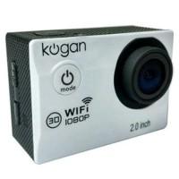 Action Kamera Kogan 1080p 12mp Full Wifi - Waterproof 30 meter sale