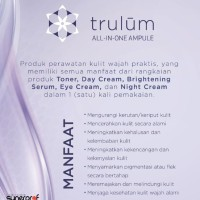 Bebas Jerawat Tanpa Bahan Kimia - Trulum Skincare 15 ml
